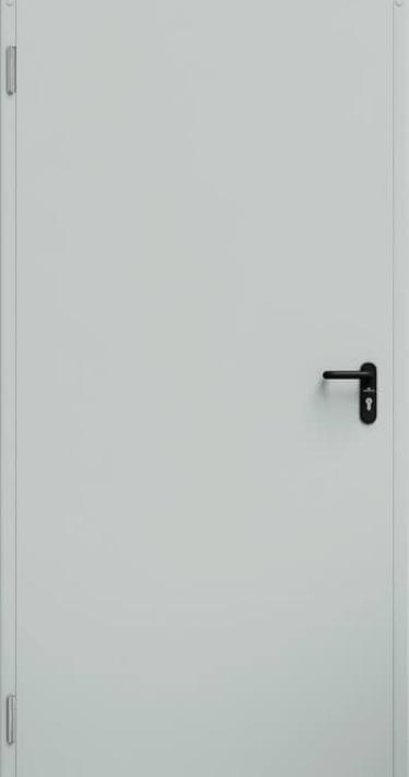 Dvere ECO BASIC UNI | RAL 7035