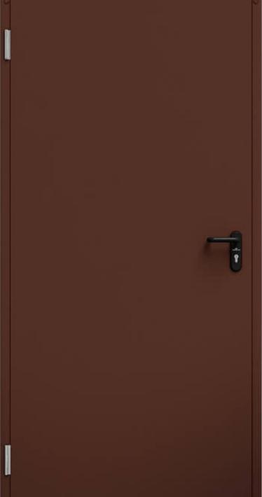 Dvere ECO BASIC UNI | RAL 8017