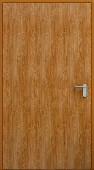Dvere ECO | Zlatý dub, zárubeň RAL 8003