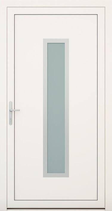 vchodové hliníkové dvere 131