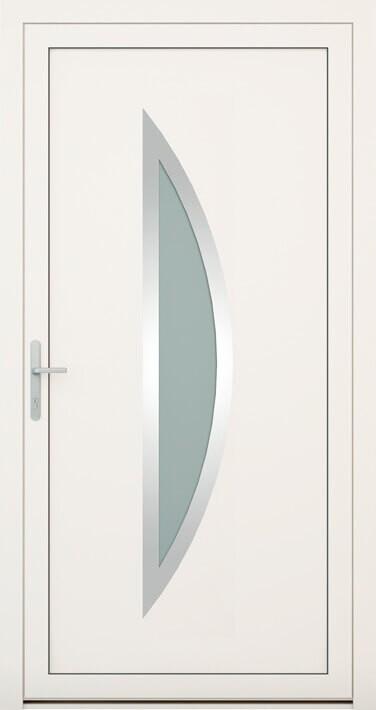 vchodové hliníkové dvere 132