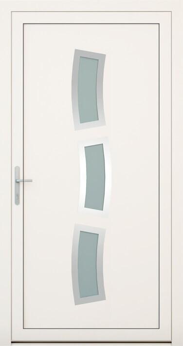 vchodové hliníkové dvere 134