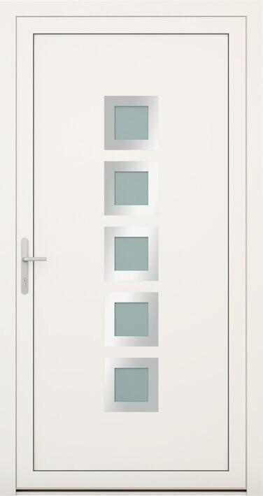 vchodové hliníkové dvere 135