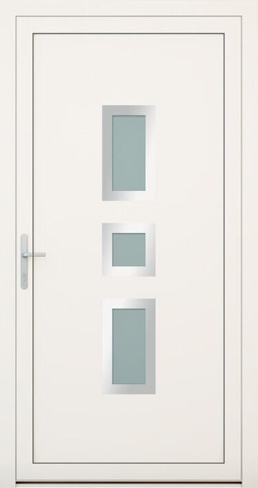 vchodové hliníkové dvere 137