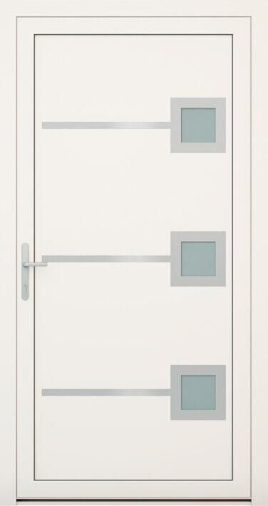 vchodové hliníkové dvere 138