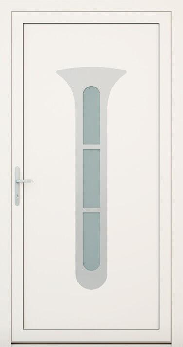 vchodové hliníkové dvere 139