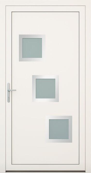 vchodové hliníkové dvere 140