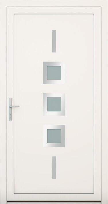vchodové hliníkové dvere 141
