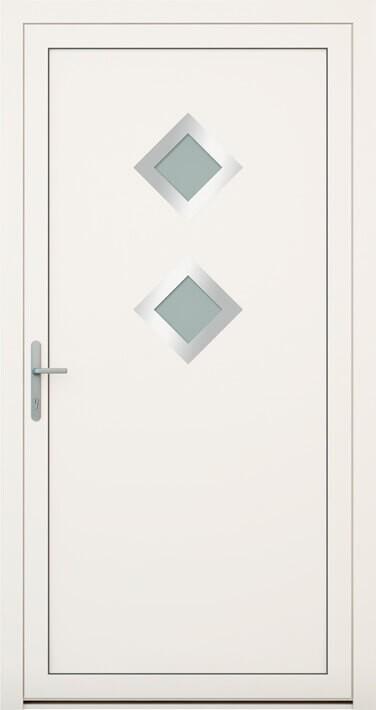 vchodové hliníkové dvere 142