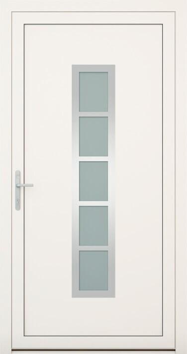 vchodové hliníkové dvere 145