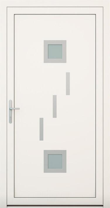 vchodové hliníkové dvere 146