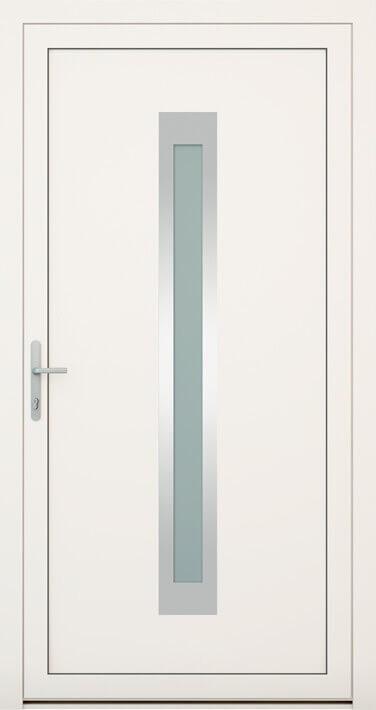 vchodové hliníkové dvere 147