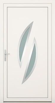 vchodové hliníkové dvere 148
