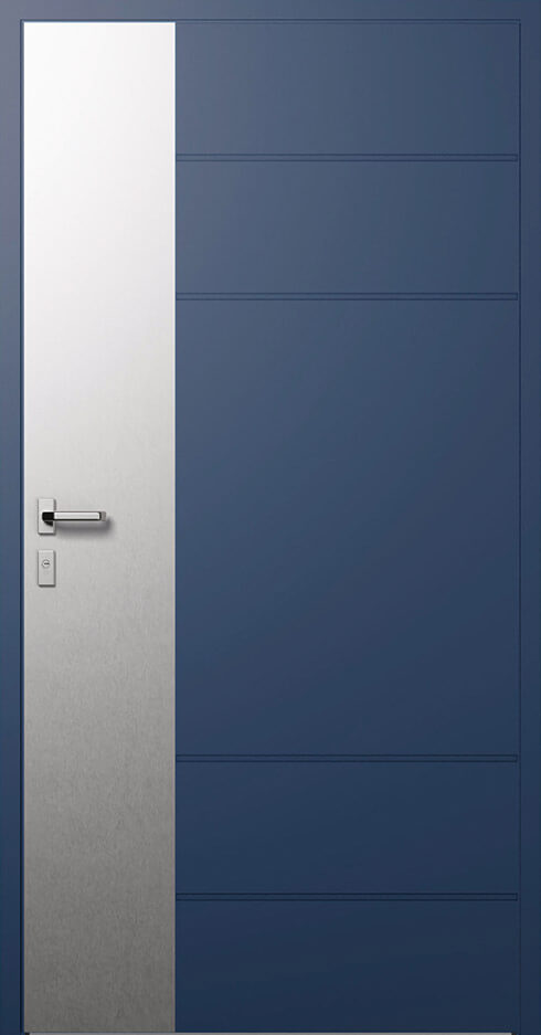 vchodové hliníkové dvere 315