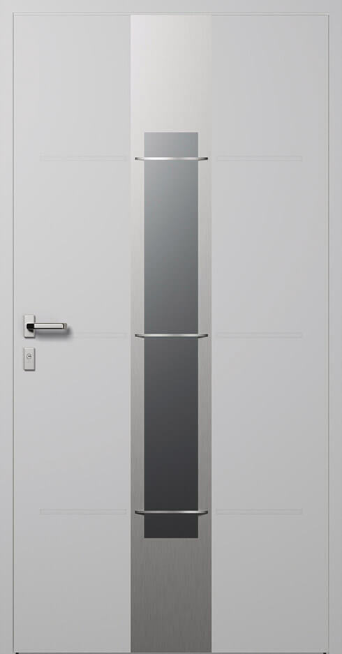 vchodové hliníkové dvere 325
