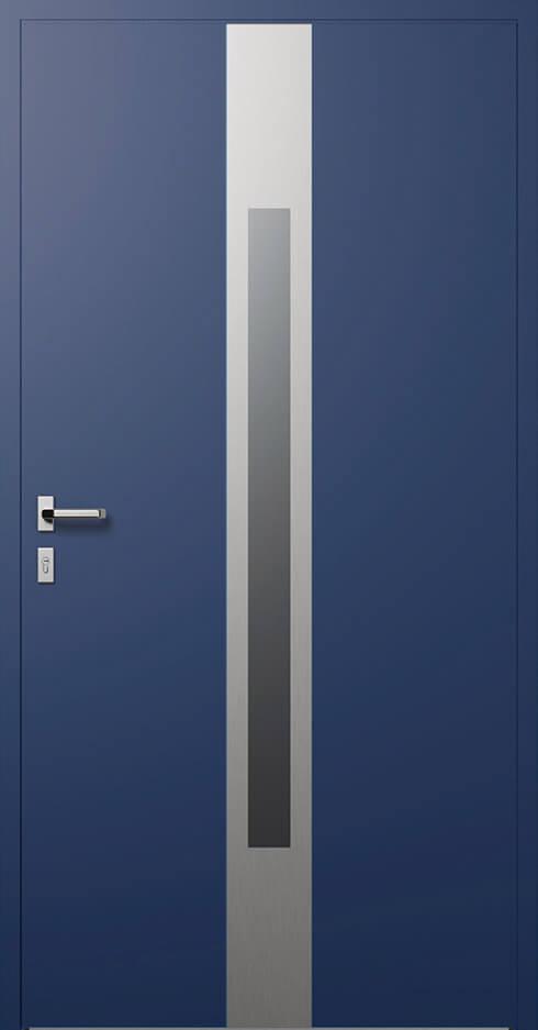 vchodové hliníkové dvere 347