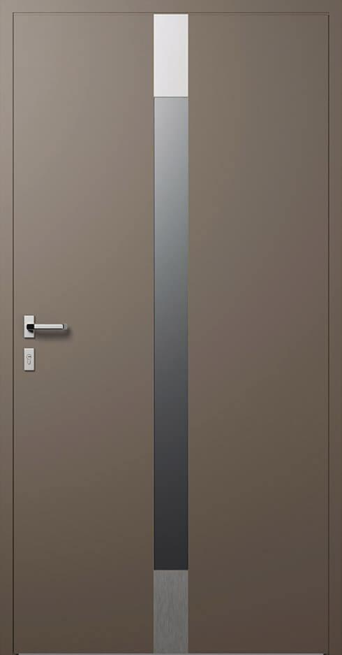 vchodové hliníkové dvere 401