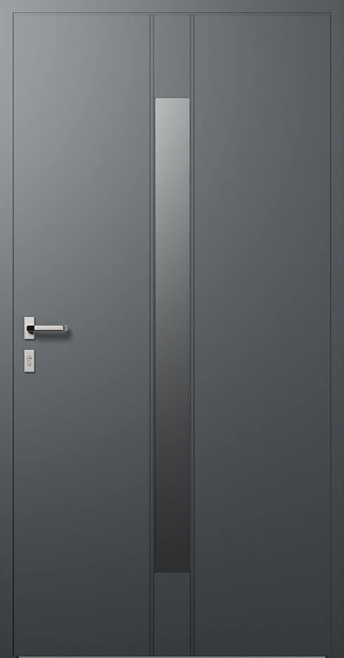vchodové hliníkové dvere 402
