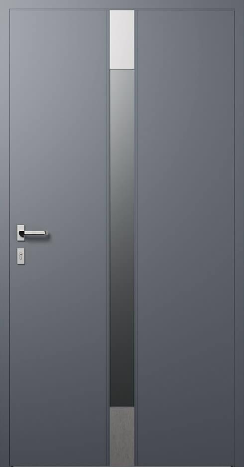 vchodové hliníkové dvere 403