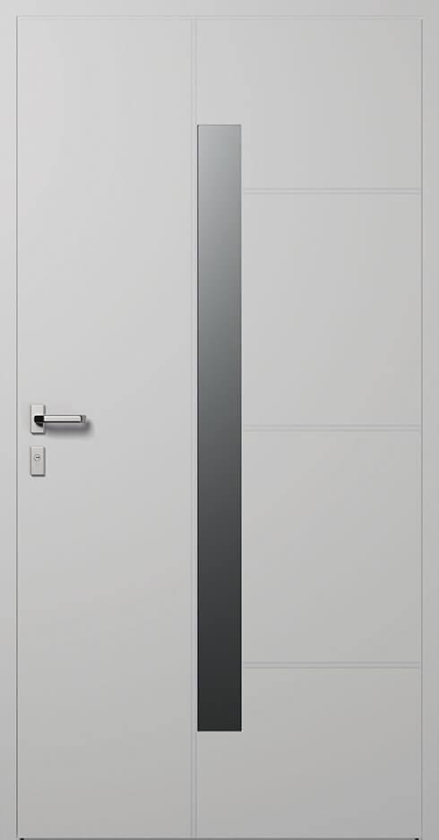vchodové hliníkové dvere 415