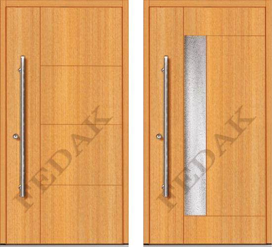 Senvičové vchodové dvere