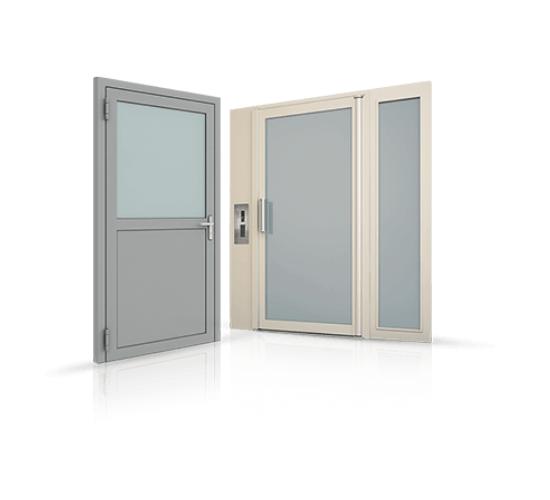 Oceľove dvere